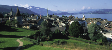 Baar is one of the best cities to land trading jobs in Switzerland.