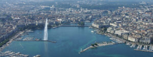The Master in Commodity Trading takes place in Geneva
