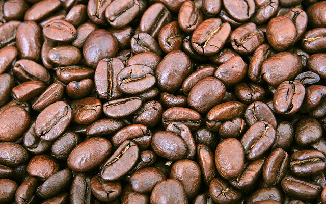 What are agricultural commodities - coffee beans